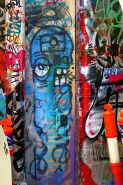 Street Art Melbourne Australia August 2012-88