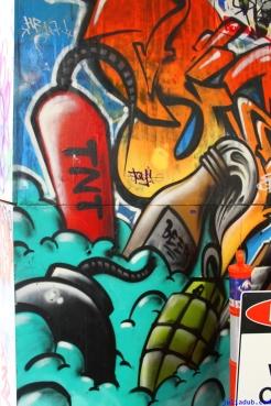 Street Art Melbourne Australia August 2012-89