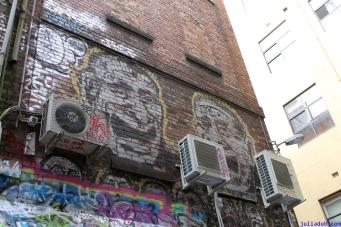 Street Art Melbourne Australia August 2012-94