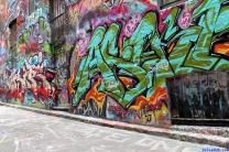 Street Art Melbourne Australia August 2012-96