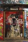 Street Art Melbourne Australia August 2012-97