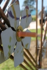 NZ Sculpture OnShore Nov 2012 (25) Linda Bruce 'Twinning Portal'