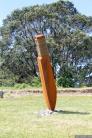 NZ Sculpture OnShore Nov 2012 (40) Bruce Young 'Te Hamo'