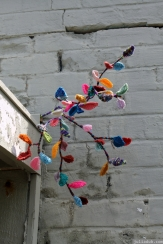 NZ Sculpture OnShore Nov 2012 (55) Juliette Laird's 'Intrusions'