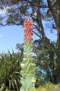 NZ Sculpture OnShore Nov 2012 (78) Sally Tagg 'Light Totem'