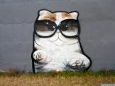 Cool Cat Graffiti
