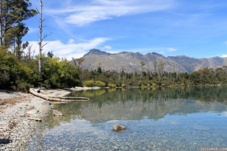 Bob's Cove, Lake Wakatipu
