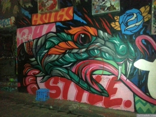 Melbourne Graffiti May 20131 011