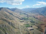 View over Lake Wanaka and surrounds from Helicopter!!!