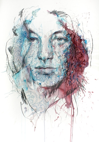 CARNE GRIFFITHS a-thin-veil