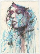 CARNE GRIFFITHS contemplate