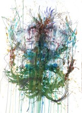 CARNE GRIFFITHS synchronicity