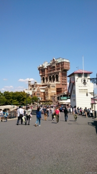 Tower of Terror, DisneySea