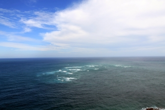 The meeting point.. Cape Reinga